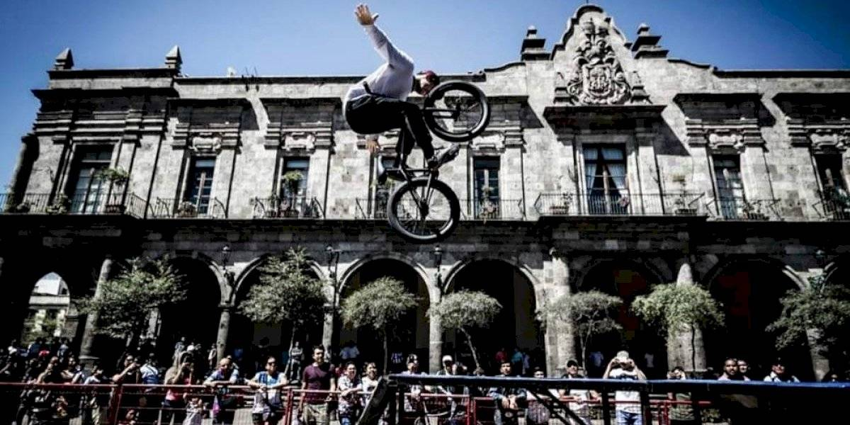 Llegará en marzo a Jalisco lo mejor del BMX Freestyle