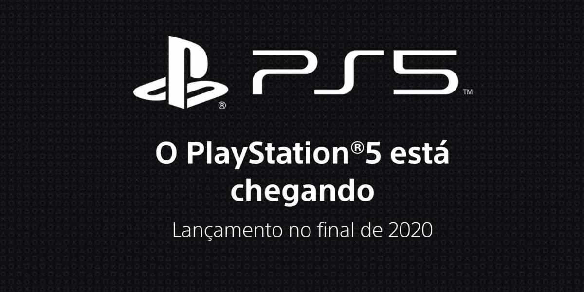 Console PlayStation 5 já ganhou página oficial na internet