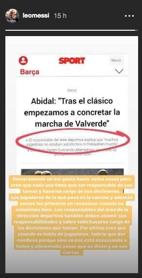 Messi a Abidal