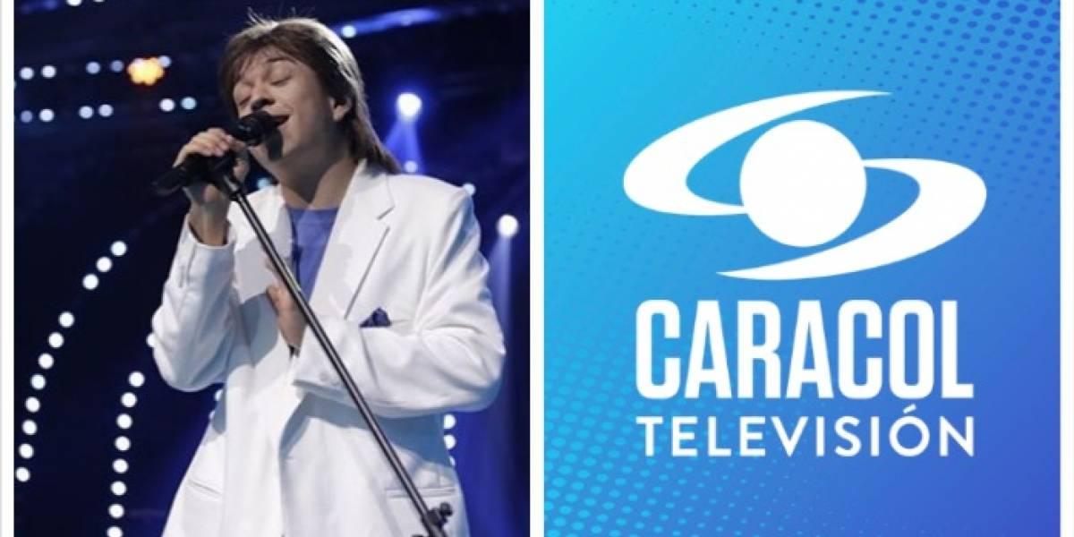 """Televidentes afirman que Caracol tuvo """"feo desplante"""" con Roberto Carlos, ganador de 'Yo me llamo'"""