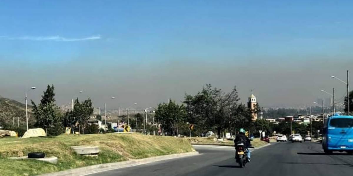 Más de 2000 bogotanos murieron en 2019 por contaminación en Bogotá