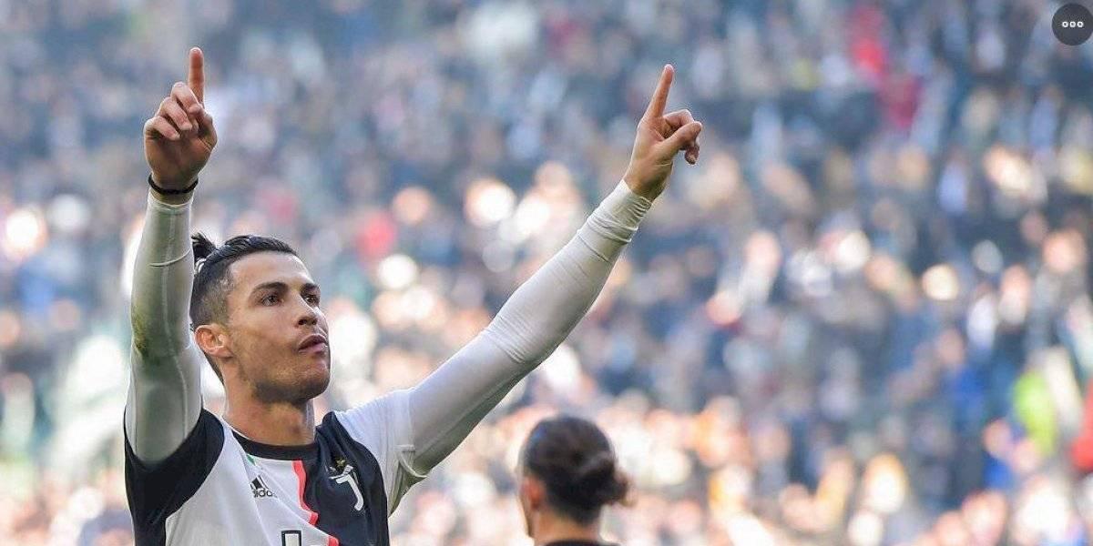 Cristiano Ronaldo celebra de peculiar manera su cumpleaños