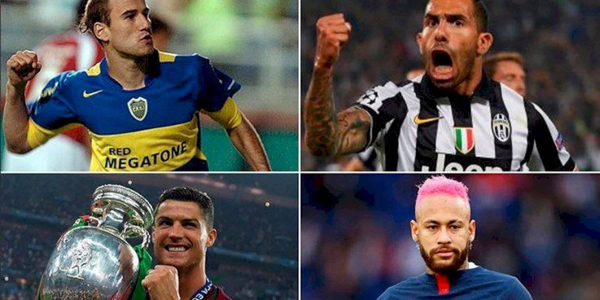 Los futbolistas que cumplen años el 5 de febrero