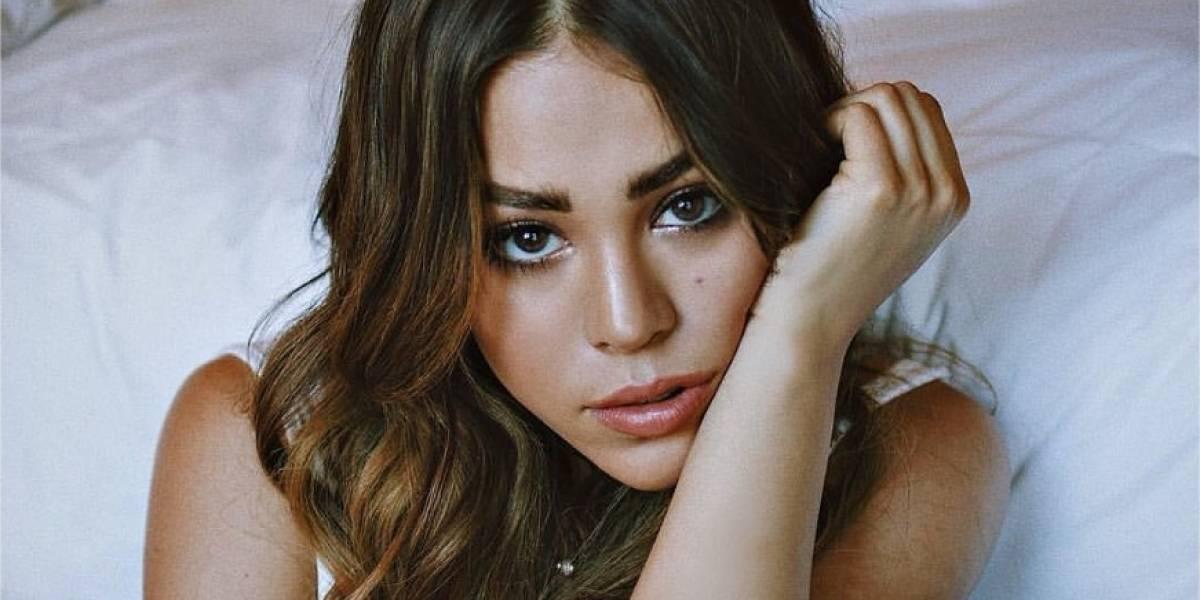 Danna Paola lanza versión extendida de 'Sodio'