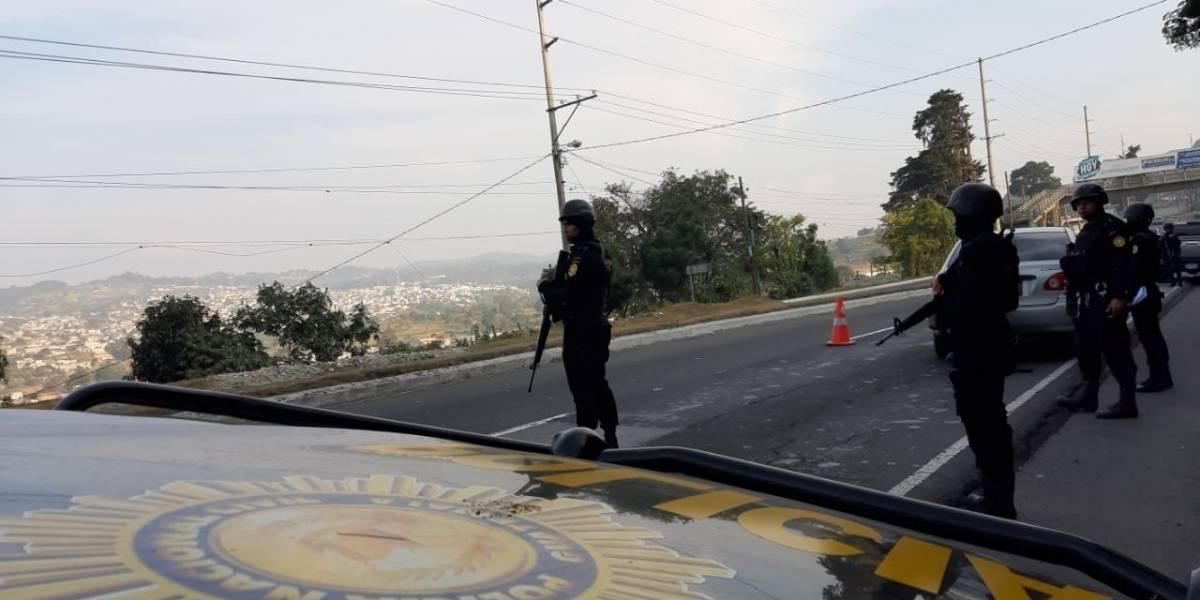 Declaran Estado de Prevención en tres municipios de Chimaltenango