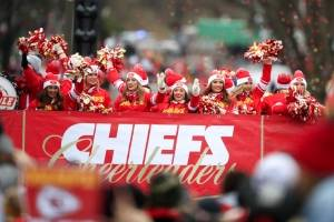 Desfile Chiefs