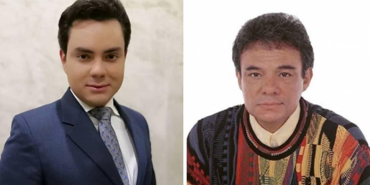 De no creer: imitador de José José será demandado por la familia del artista