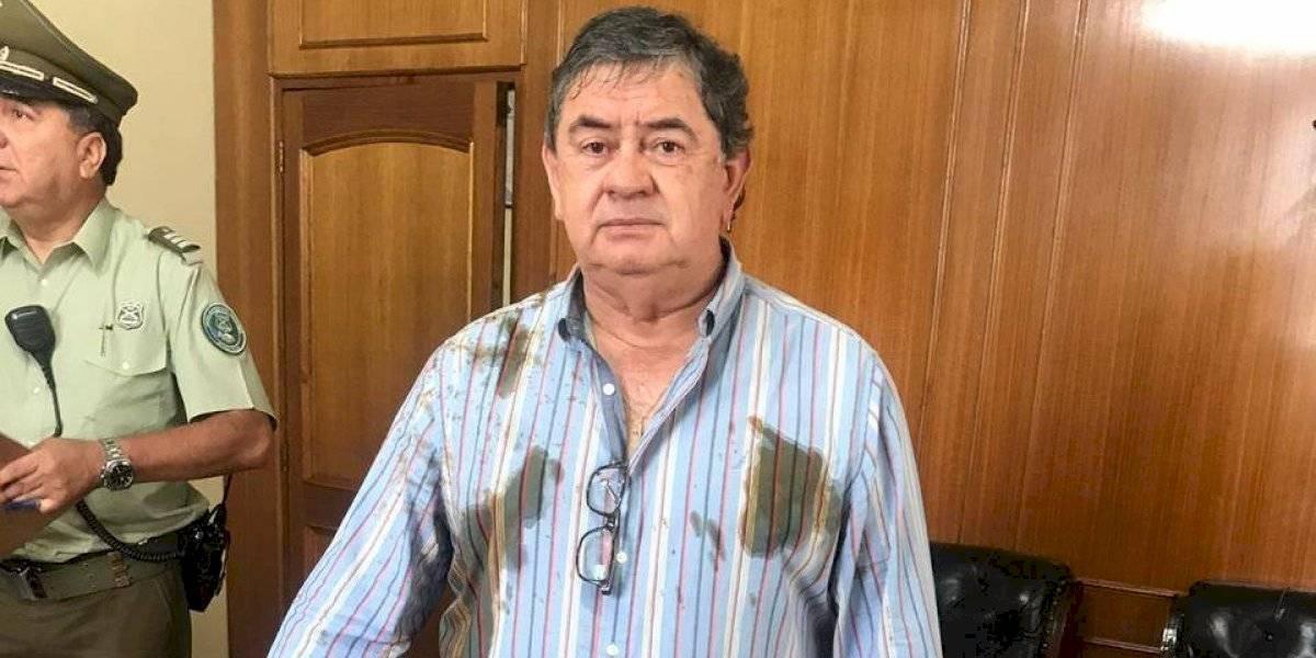 Ya se olía el final: municipio de Talca decidió desvincular sin indemnización a funcionaria que lanzó excremento a concejal