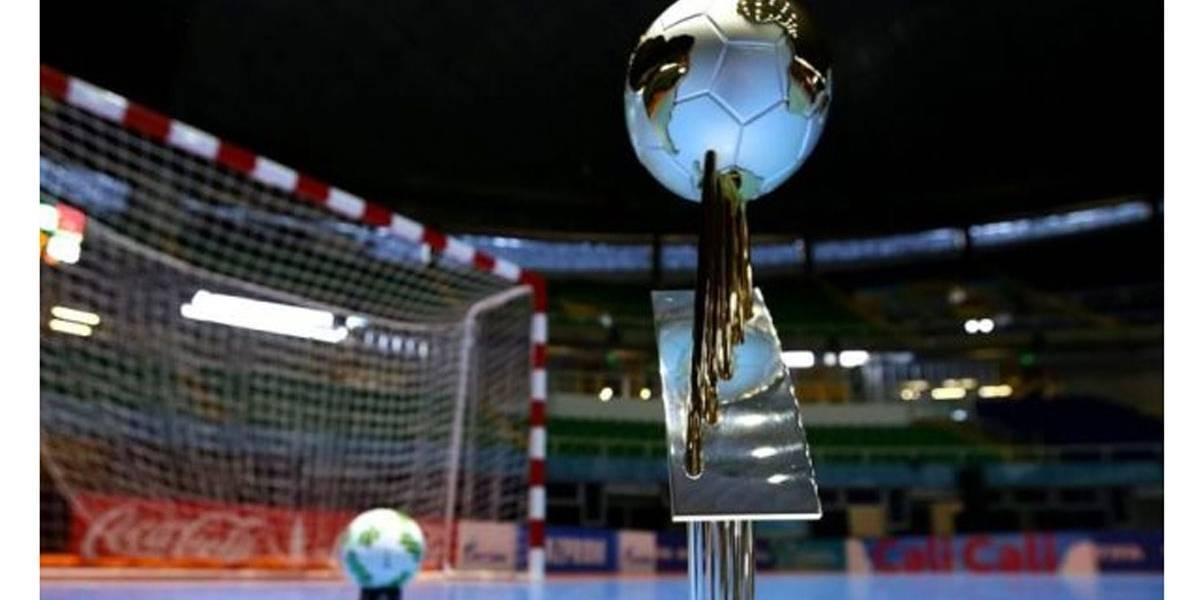 Brasil se classifica para Copa do Mundo de futsal