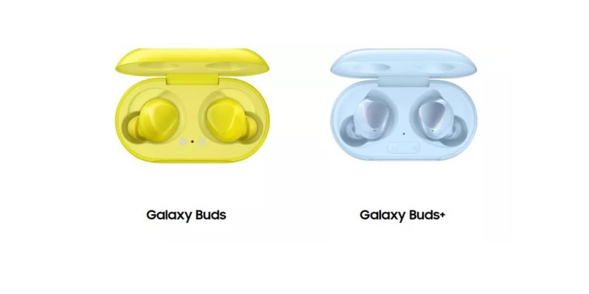 Lo que faltaba: se filtran las especificaciones de los nuevos Galaxy Buds Plus