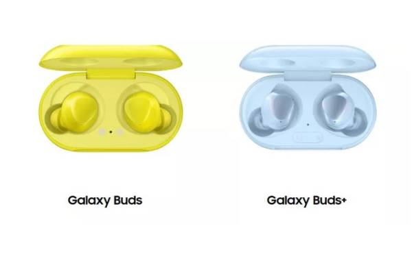 Resultado de imagen para Filtran las especificaciones de los nuevos Galaxy Buds Plus
