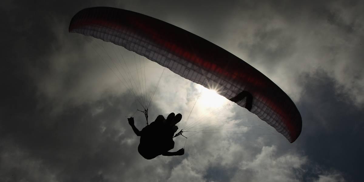 Turista norteamericano murió mientras hacía parapente en Antioquia