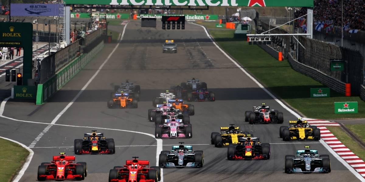 Gran Premio de China, suspendido por coronavirus