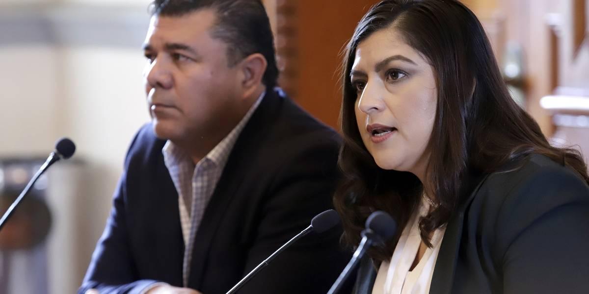 Claudia Rivera anuncia cambios en su gabinete