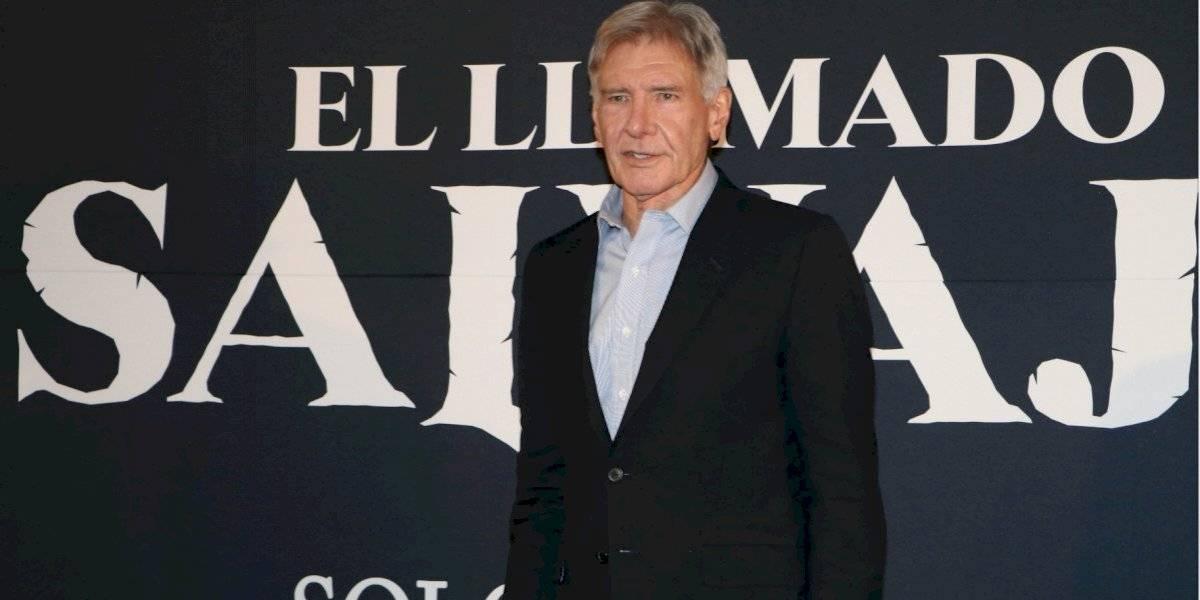 Harrison Ford pide mejores políticas migratorias durante su visita a México