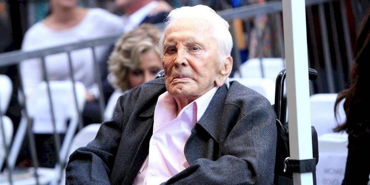 El actor Kirk Douglas fallece a los 103 años de edad