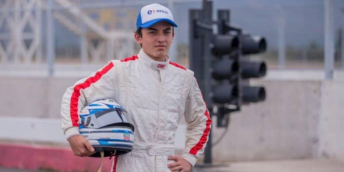 """Nico Pino se prepara para la F4 británica: """"Ojalá poder ganar el campeonato"""""""
