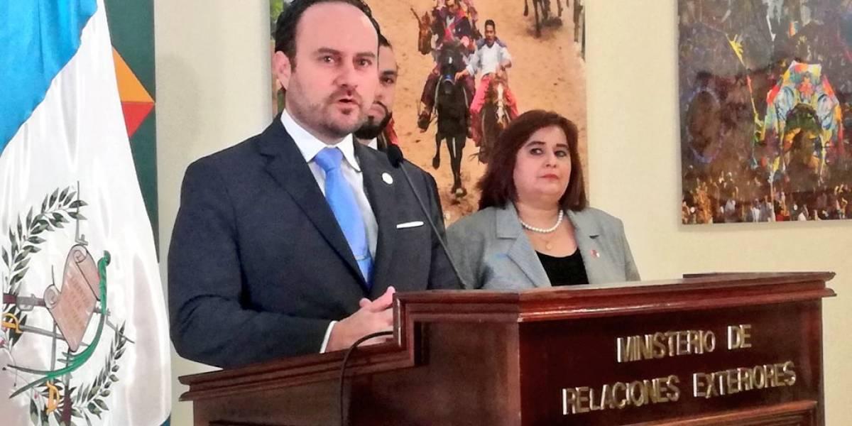Minex y ONU trabajarán en conjunto en materia migratoria y de refugio