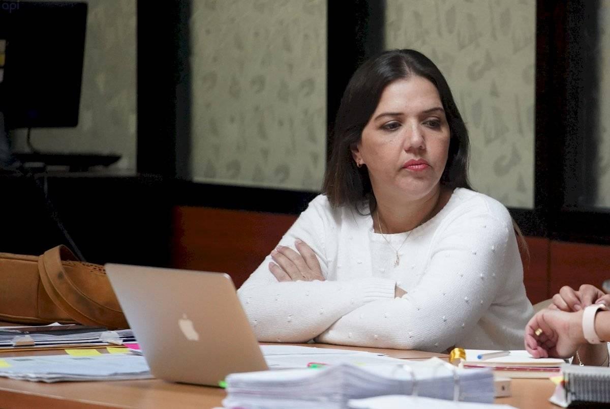María Alejandra Vicuña deberá cumplir su condena en la cárcel API