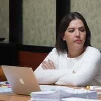 Tribunal aplaza resolución sobre María Alejandra Vicuña