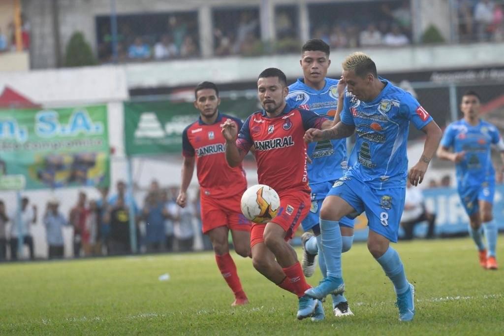 Resultado Sanarate vs Municipal por la fecha 5 del Clausura 2020