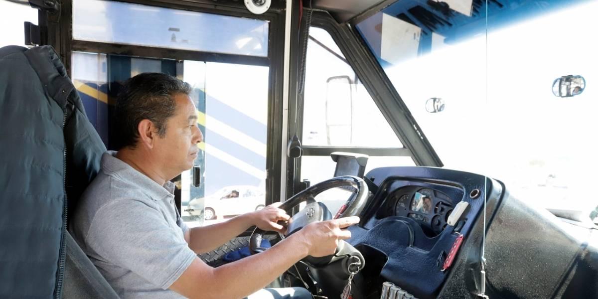 Retirarán concesiones a quienes incumplan en la modernización del transporte público
