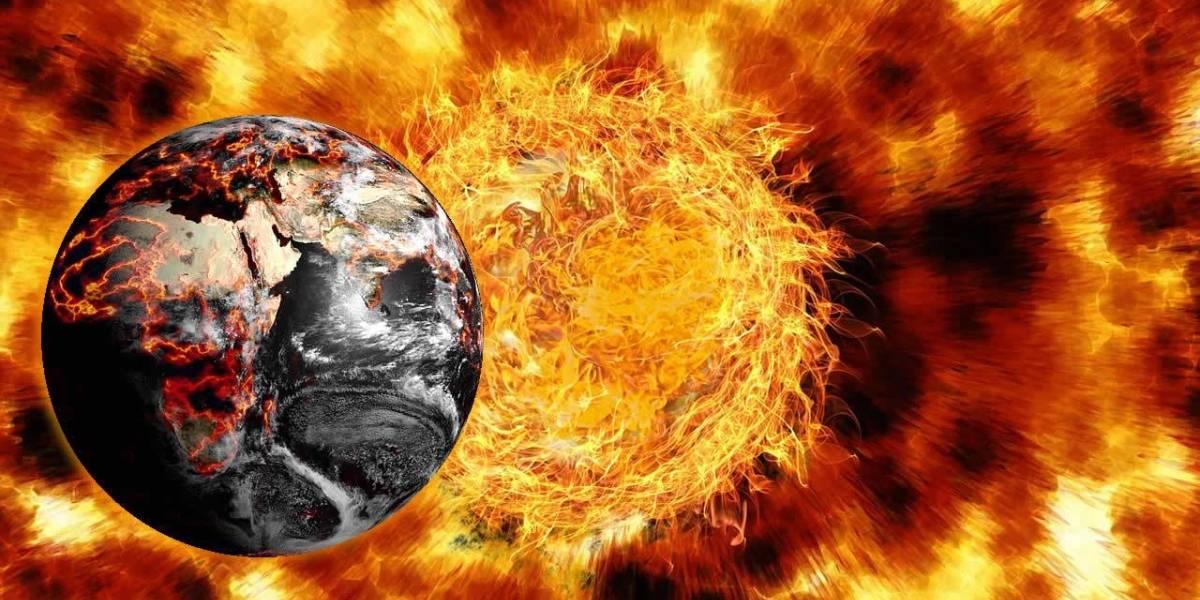 Nueva teoría revela que el Sol destruirá a la Tierra de manera lenta e infernal