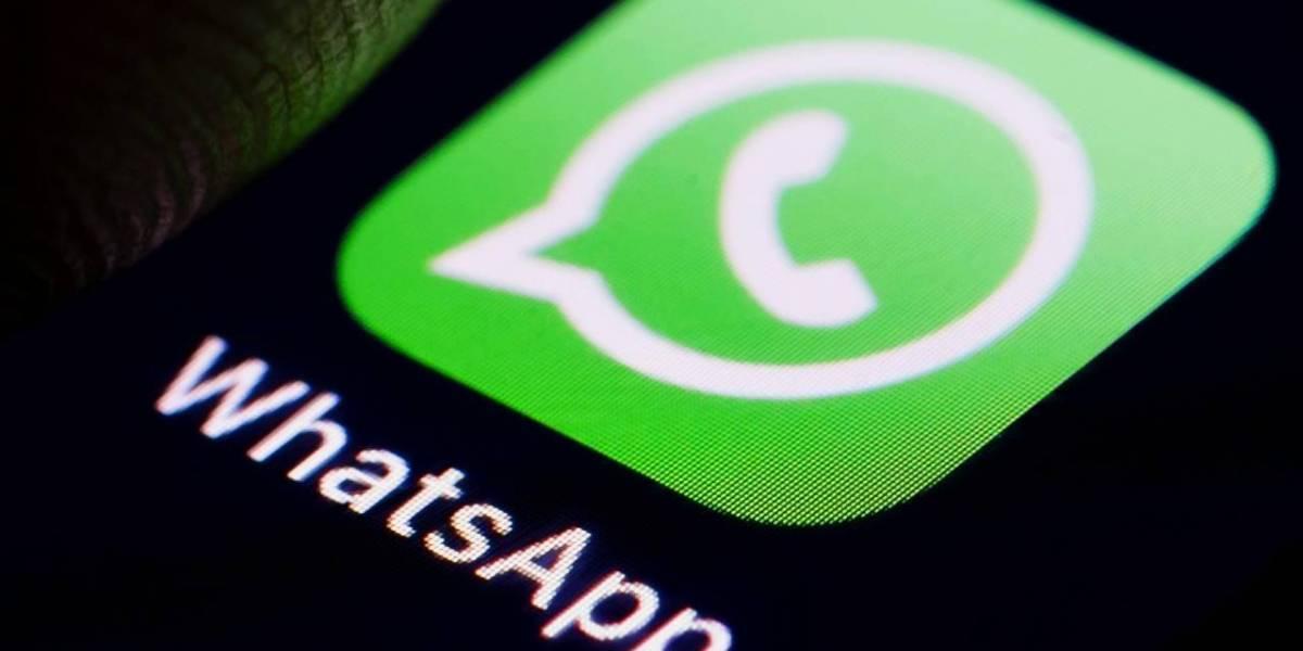 Así luce el modo oscuro de WhatsApp en el escritorio