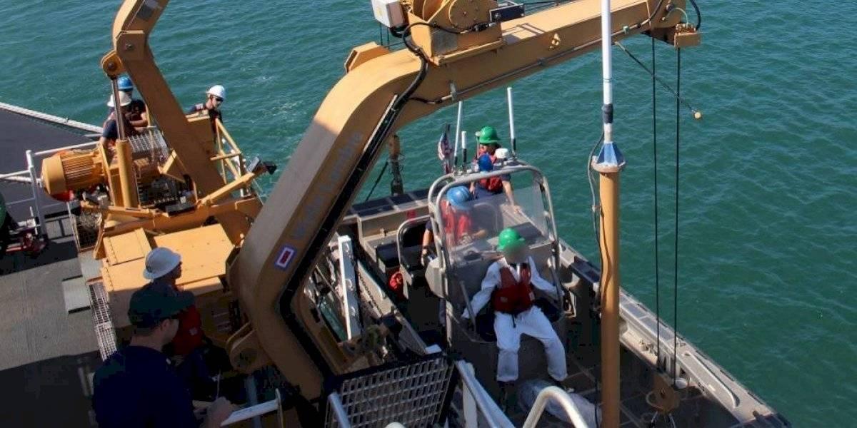 Guardia Costera rescatan cuatro personas en cuenca del Mar Caribe