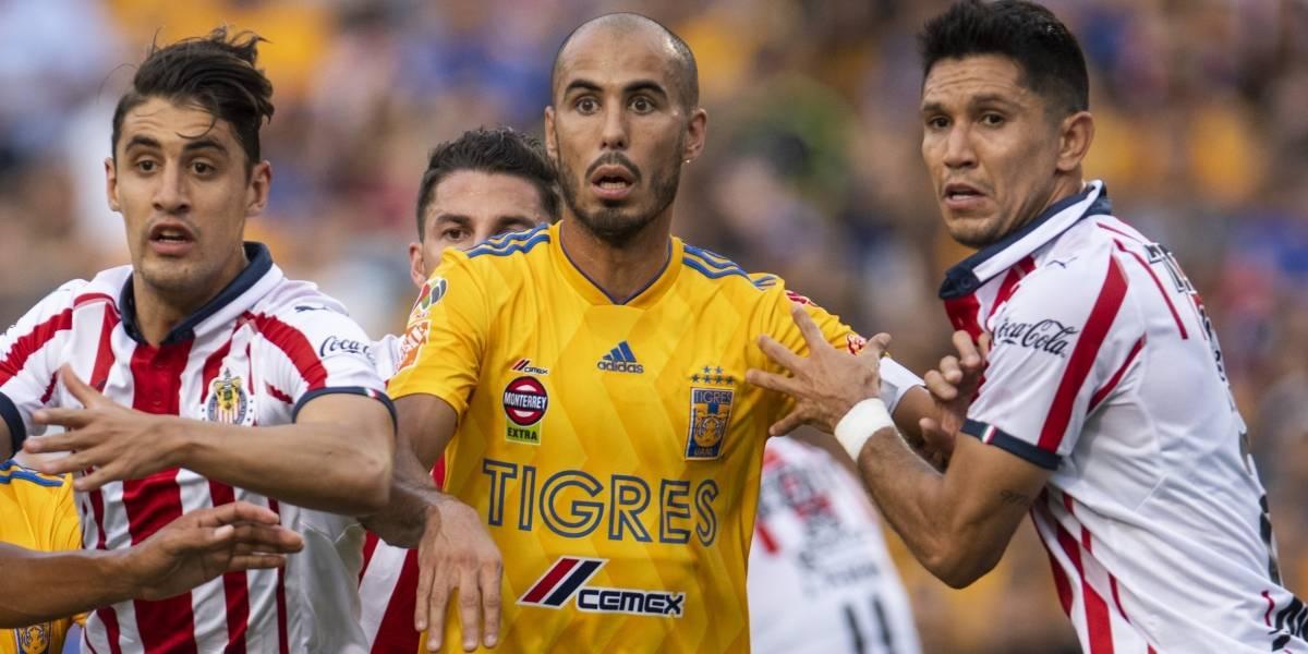 Tigres y Chivas se medirán en el Volcán con urgencia de triunfo