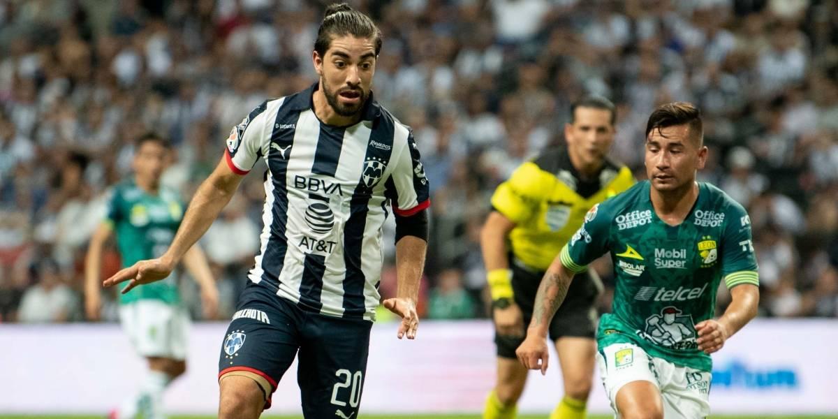 Con todo y Pizarro, Rayados visita a León