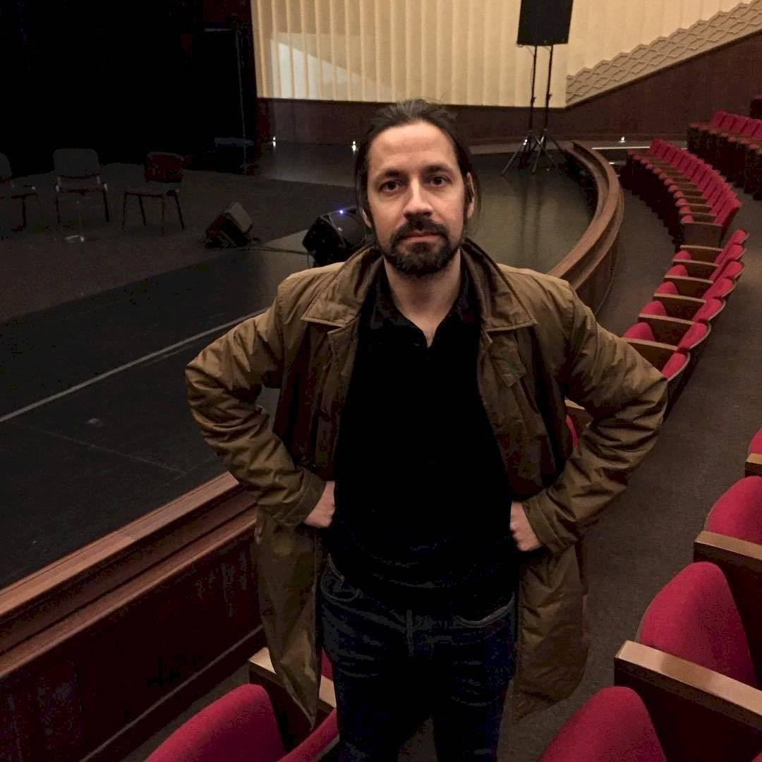 João Moreira criador do Bruno Aleixo