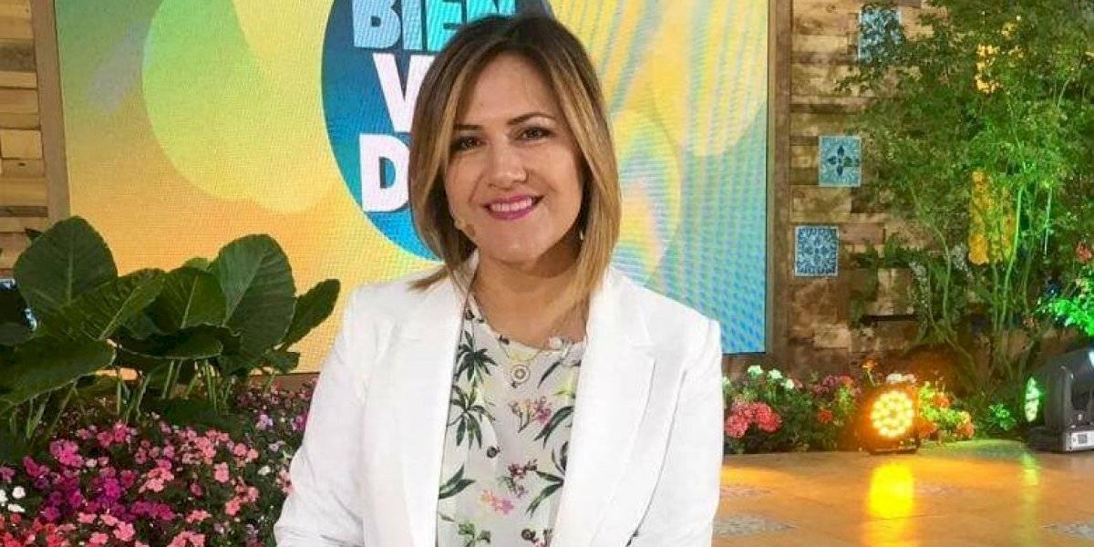 """Michelle Adam y su llegada como panelista a Mega: """"Para seguir creciendo tiene que arriesgarse"""""""