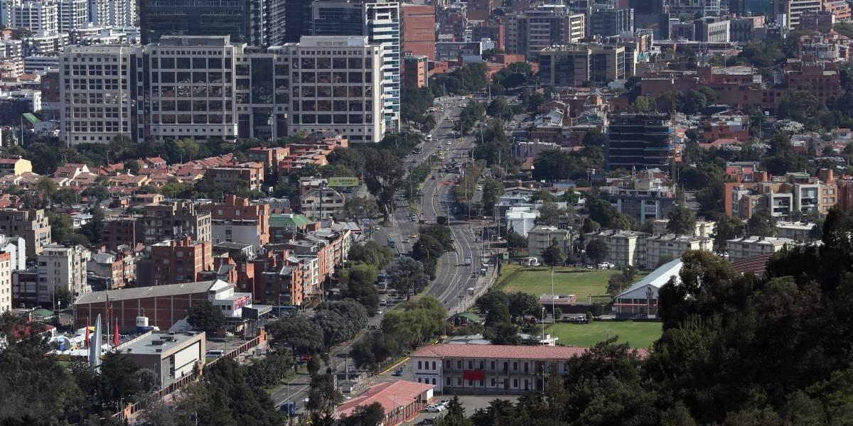 Cierres y desvíos por llegada del Tour Colombia a Bogotá