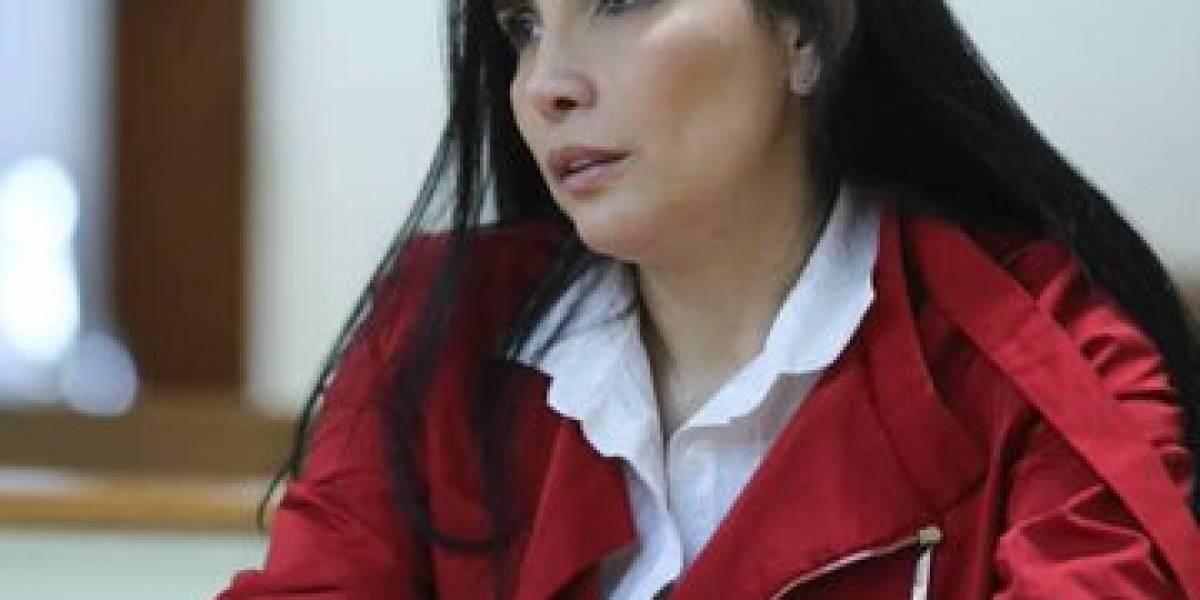 El video completo de la declaración de Aida Merlano que los medios pudieron obtener