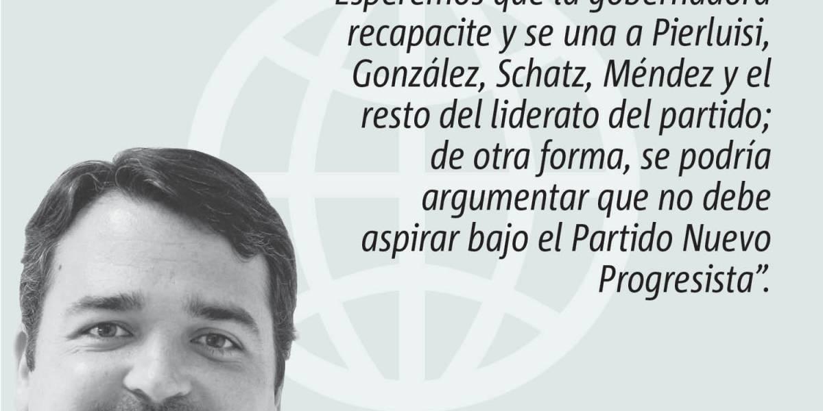 """Opinión de Alejandro Figueroa: """"Debe recapacitar"""""""