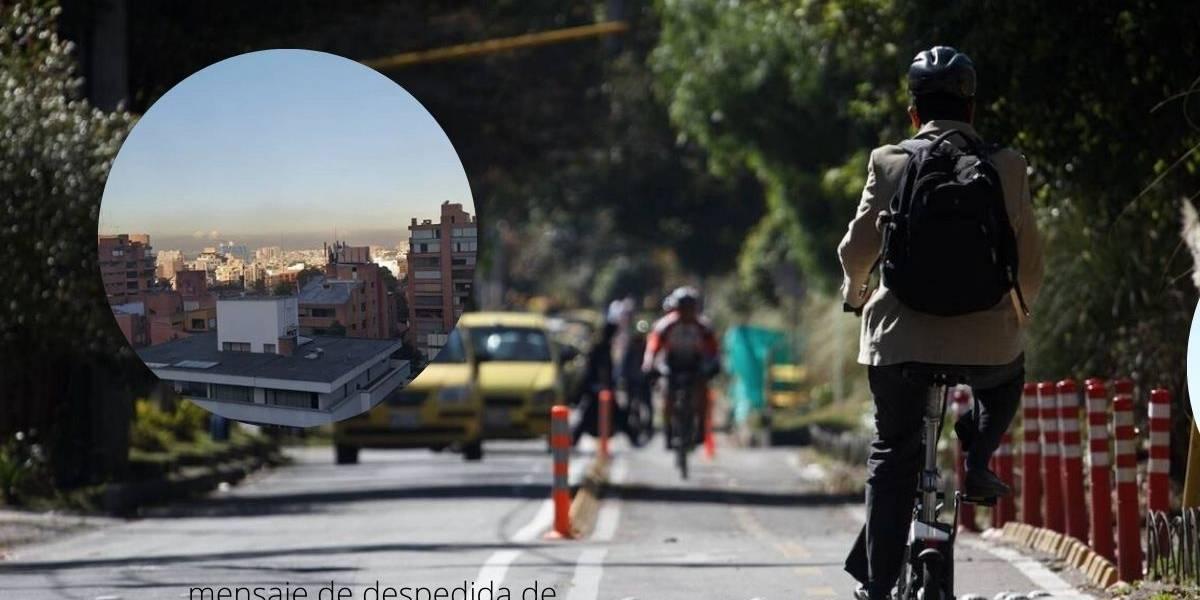 ¿Funciona el día sin carro? Así amaneció el cielo de Bogotá este jueves