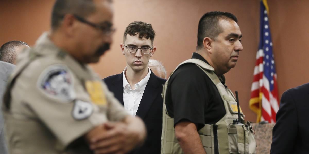 Presunto autor del tiroteo en El Paso, Texas, enfrenta más cargos