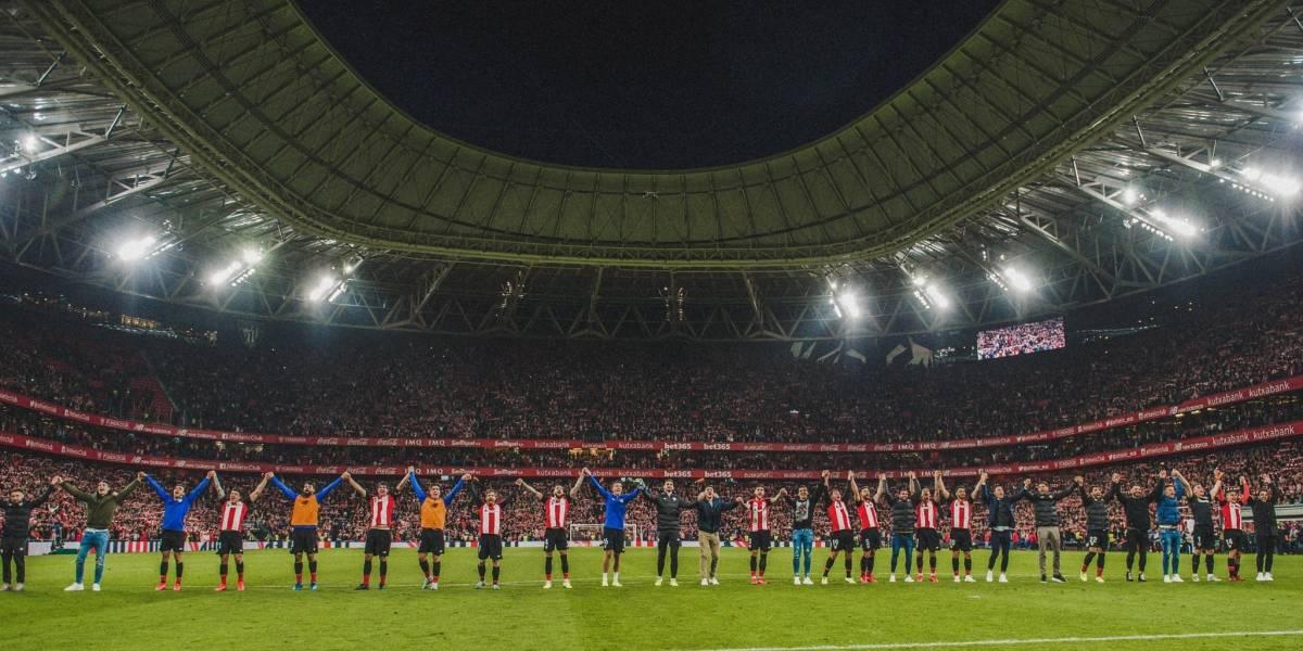 Ath Bilbao vs Barcelona: A los vascos les bastaron dos remates y una posesión del 32% para ganar