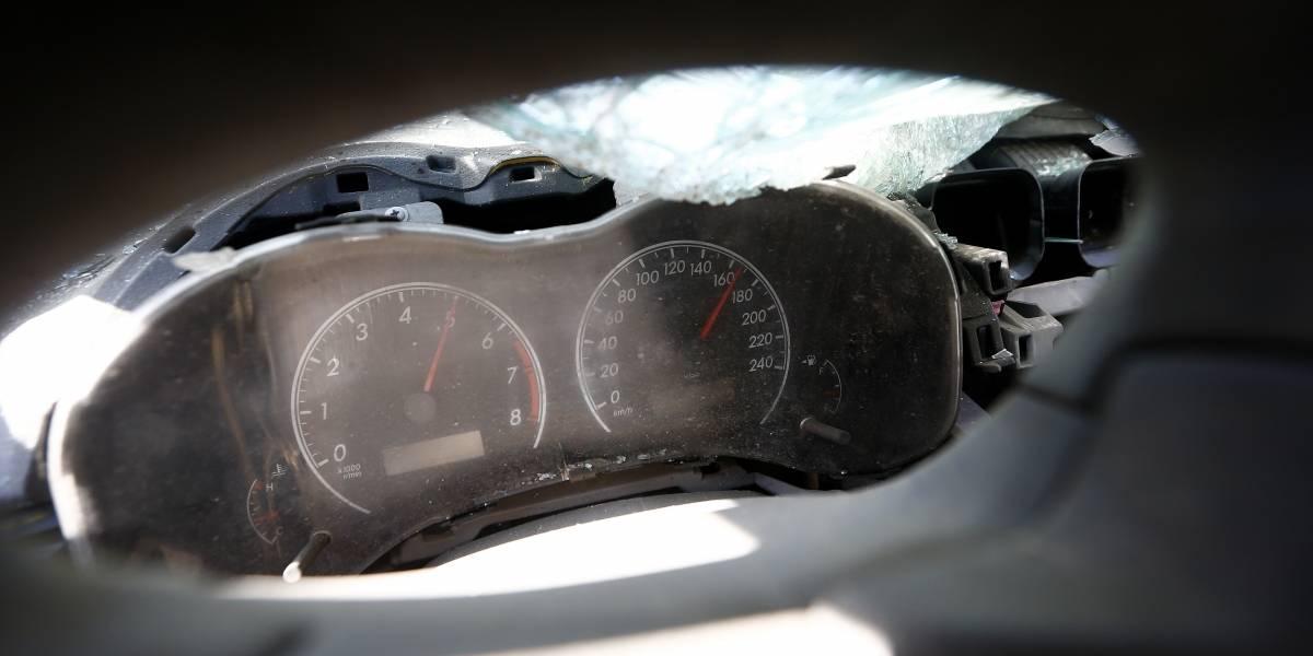Fallece delincuente tras robar auto a conductor de aplicación en La Pintana
