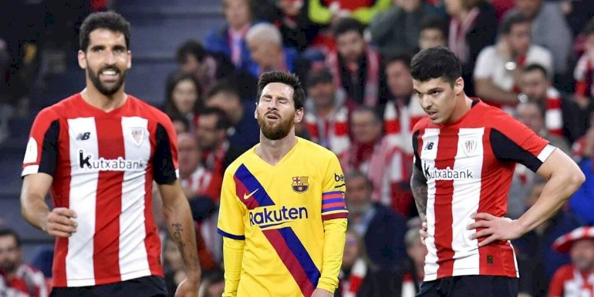 Barcelona sigue los pases del Madrid y se despide de la Copa del Rey