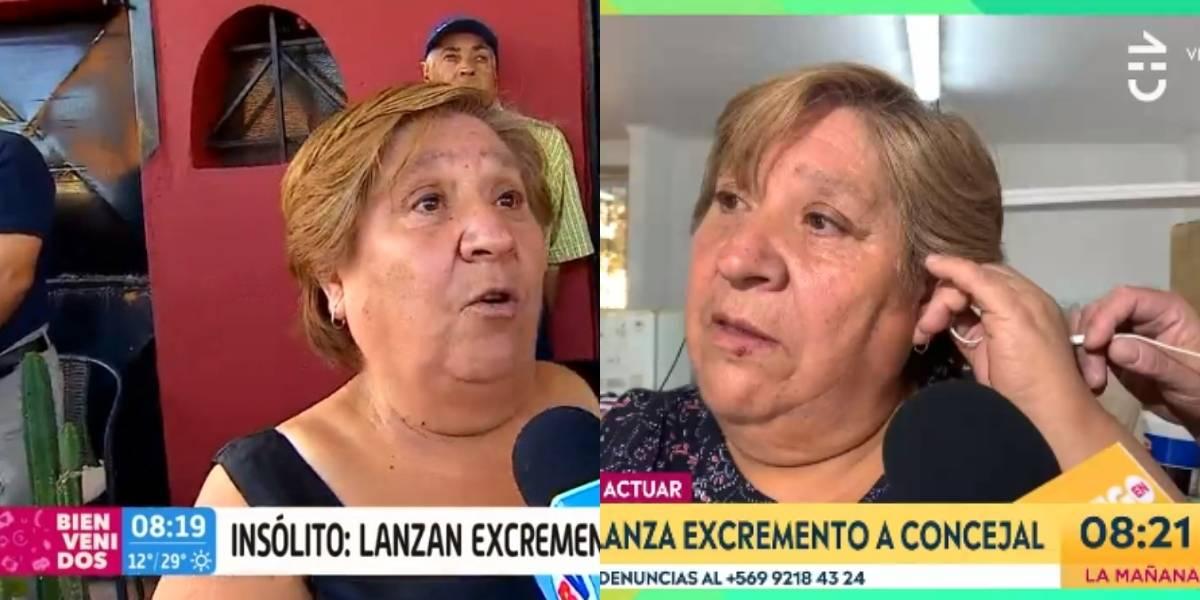 """Monserrat Álvarez se molestó por incómoda entrevista simultánea: """"Que la gente de 'Bienvenidos' nos respete un poco"""""""