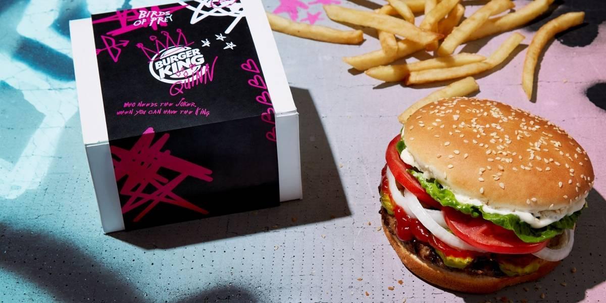 Nos Estados Unidos, rede de fast food vai dar hambúrguer em troca de foto com ex