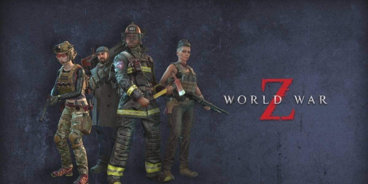 Atualização de fevereiro do game World War Z já está disponível para os jogadores