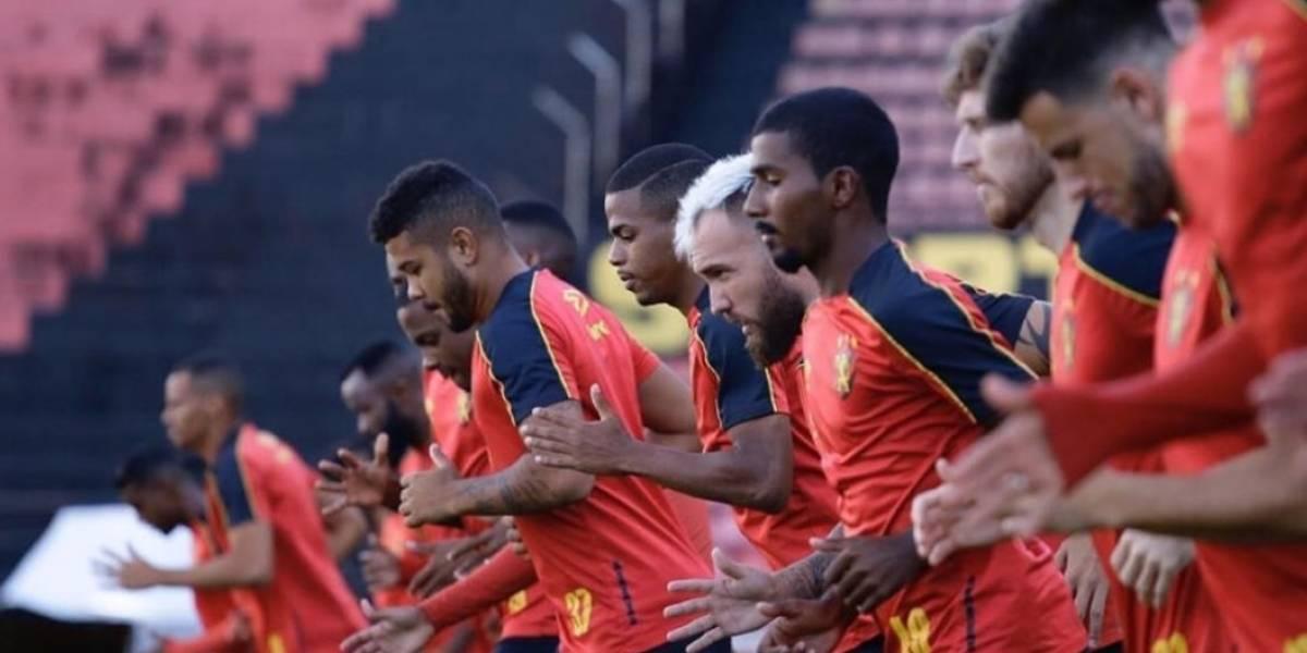 Copa do Nordeste: Onde acompanhar ao vivo o jogo Sport x Imperatriz