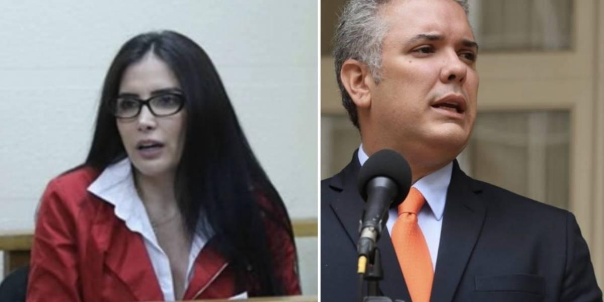 Aida Merlano dice que a Duque le compraron votos para ganarle a Petro