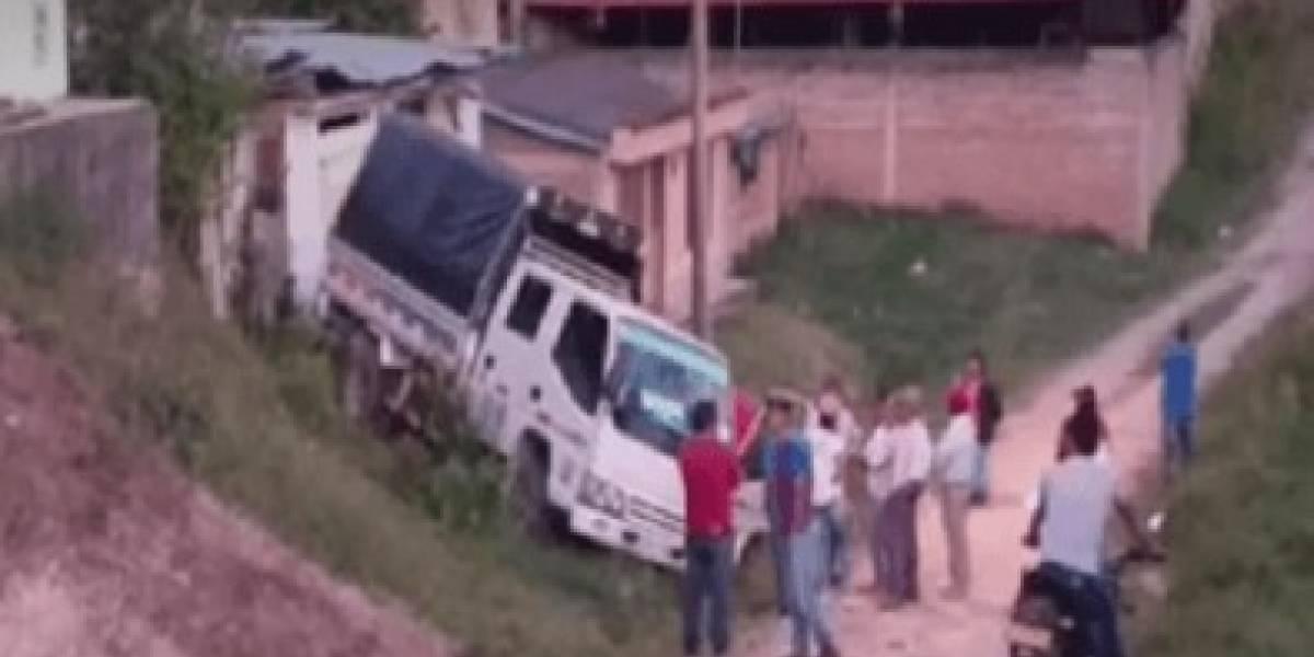 Tres pequeños mueren en grave accidente de ruta escolar