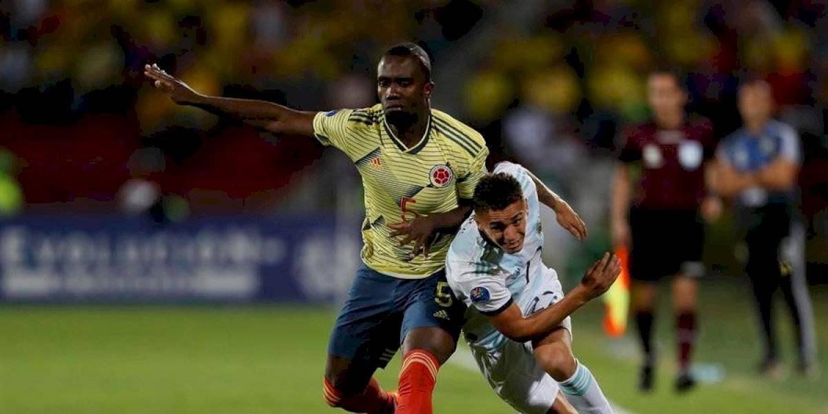 ¡Con solo corazón no alcanza! Demasiado castigo para Colombia ante Argentina (1-2)