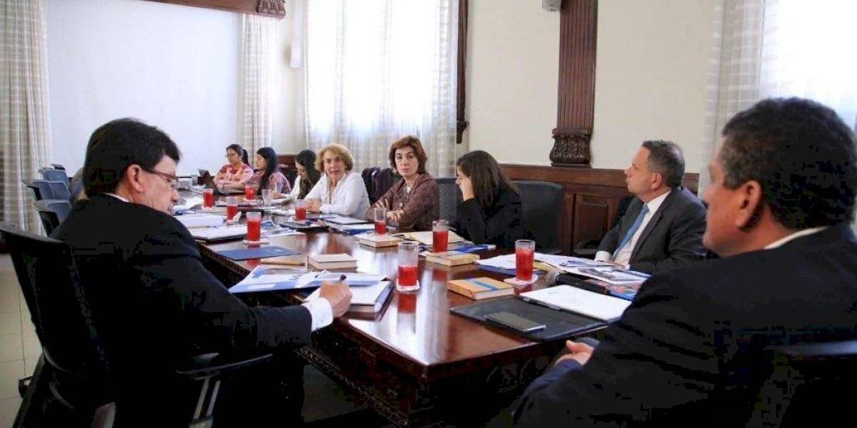 Piden a cooperantes promover a Guatemala como atractivo para las inversiones