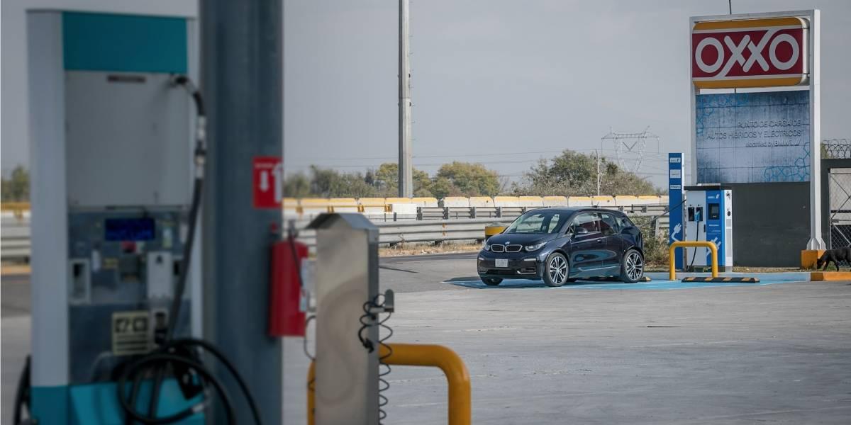 Corredor eléctrico de BMW se expande con nueva estación de carga rápida en Puebla para autos híbridos y eléctricos
